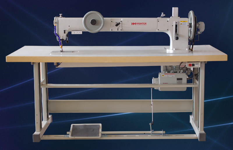 7243-37 extra heavy duty long arm sewing machine