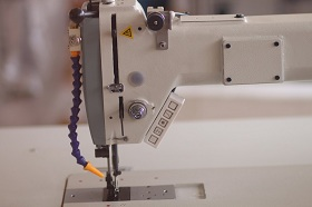 72600L25 long arm tents sewing machine