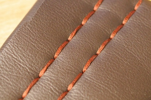 Saddlers imbracatura Aghi da tappezzeria misura 2 in pelle