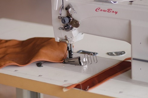 Heavy Duty Compound Feed Walking Foot Leather And Upholstery Sewing Stunning Leather Sewing Machine