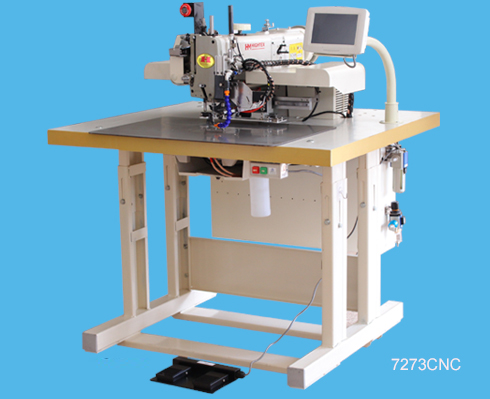 programmable pattern sewing machine