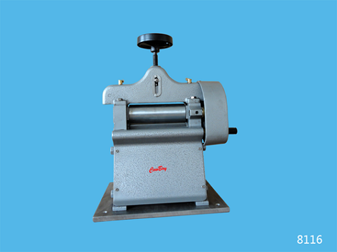 leather splitting machine