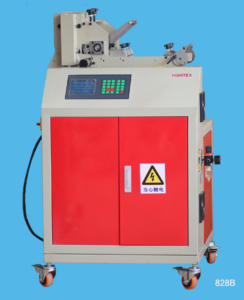 automatic hot knife lifting slings cutting machine