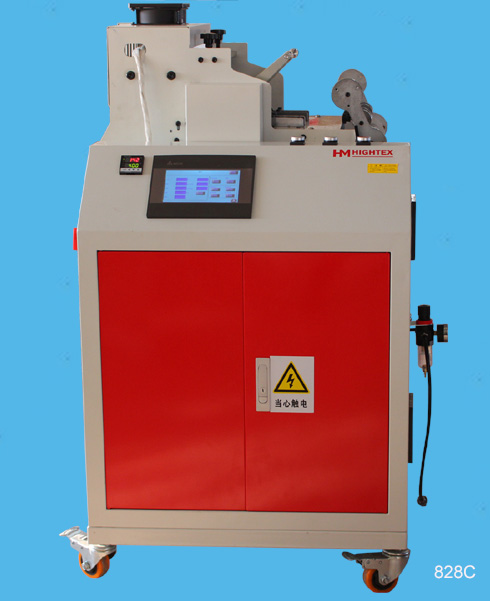 828C hot knife angle cutting machine