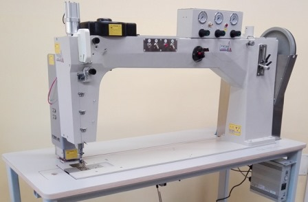 Heavy Duty Long Arm Sewing Machine For Sails Tents Parachutes Inspiration Heavy Duty Sewing Machine For Sale