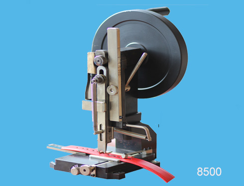 leather hole punching machine
